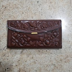 Handmade Mexican Style Wallet Ladies